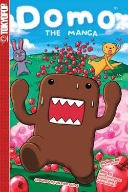 Parutions Manga