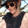 Kristen Stewart au festival de musique de Coachella
