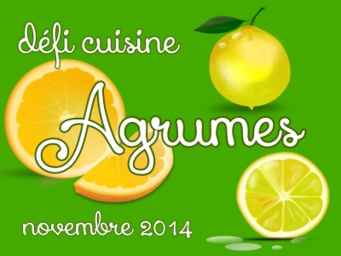 Biscuit clémentine et huile d'olive (Végan)