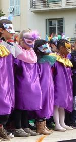 Carnaval de Venise à l'école : les costumes