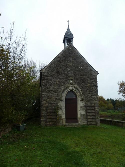 La Chapelle Saint-Ambroise....