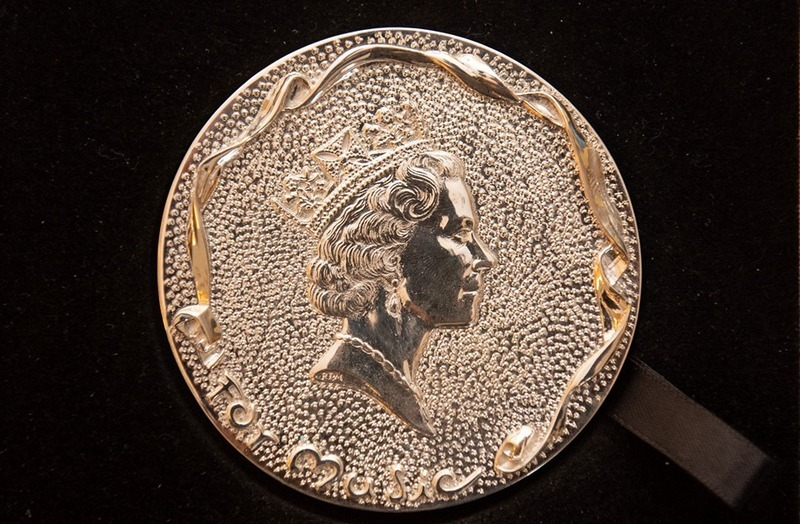 Queen's Medal for Music