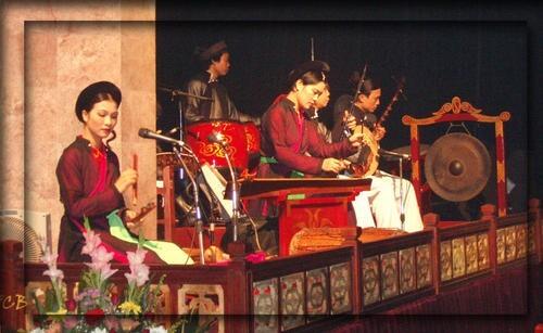 Vietnam - orchestre