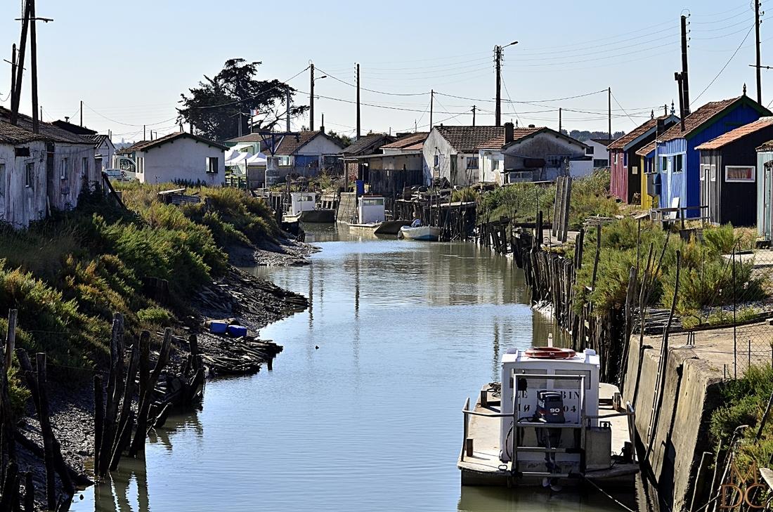 Port ostreïcole de LA CAYENNE, MARENNES-OLERON (17)