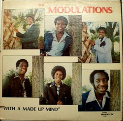 The Modulations - With A Made Up Mind - Complete LP