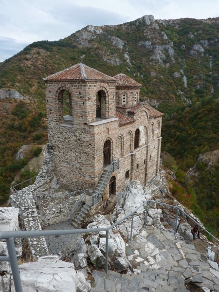 Jour 8 - Forteresse d'Assen et Eglise Sainte Marie de Petri