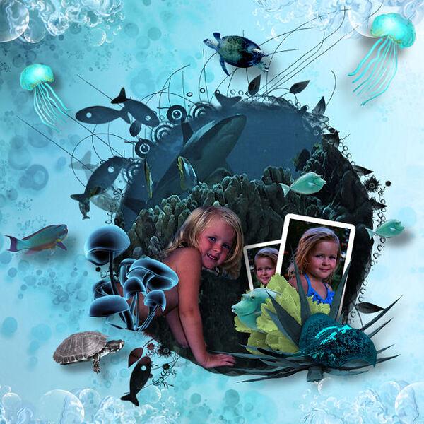 Blue Lagon de Jess