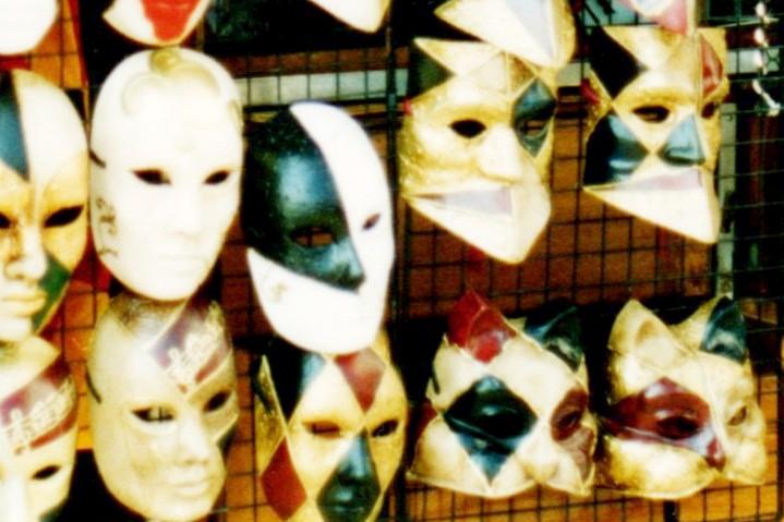 Carnaval de Venise masque de chat gnaga