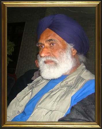 Peintre .RS Dhanjal (Inde)