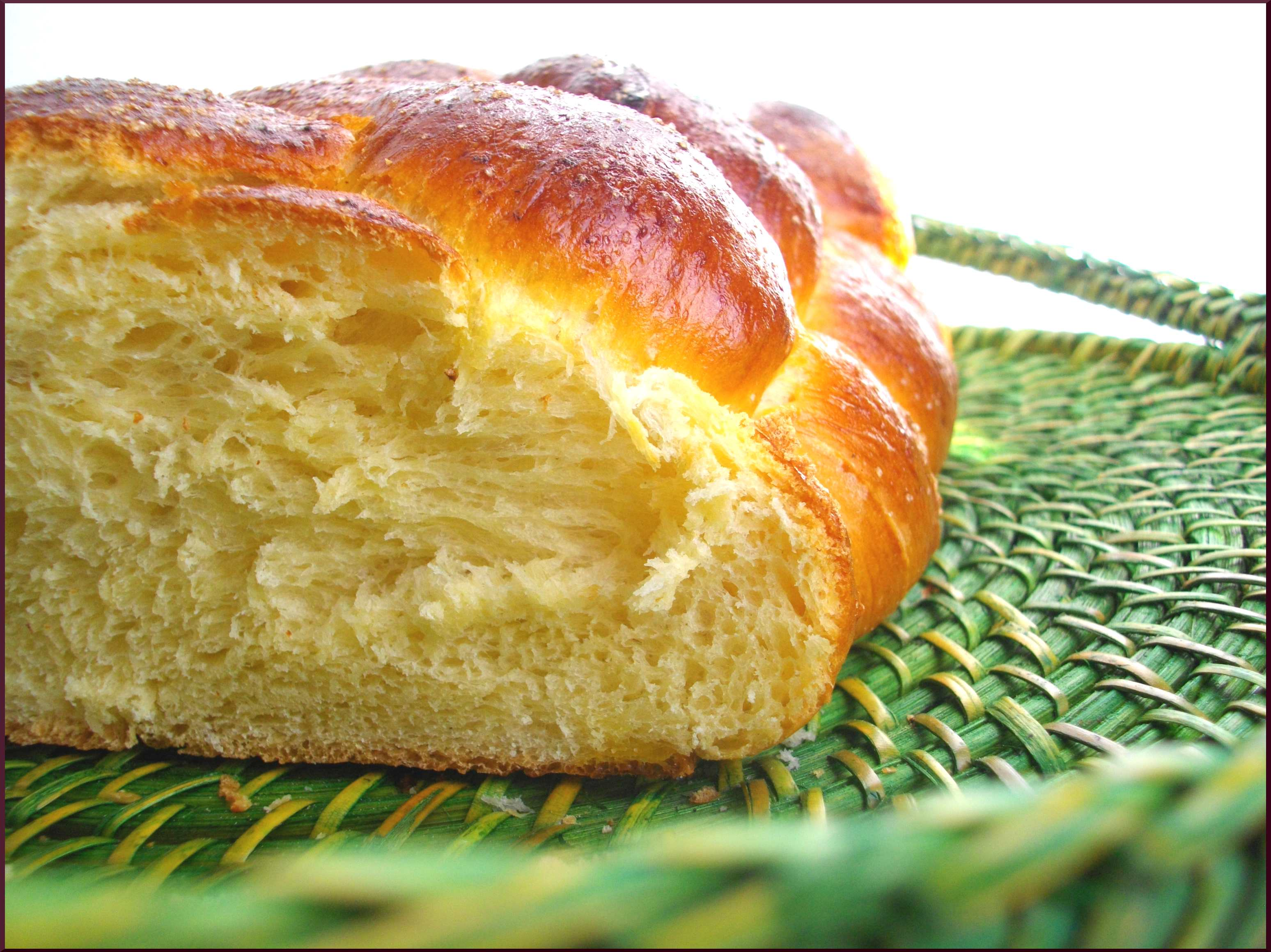 Vanilla Wonderful Bread...