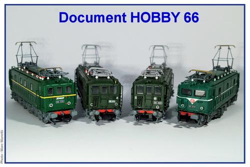 "Hobby 66 - Les BB dites ""Midi"""