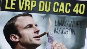 Et vous avez marché ...  Macron le Thatcher du fric ...