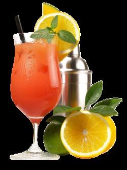 Tubes cocktails en png