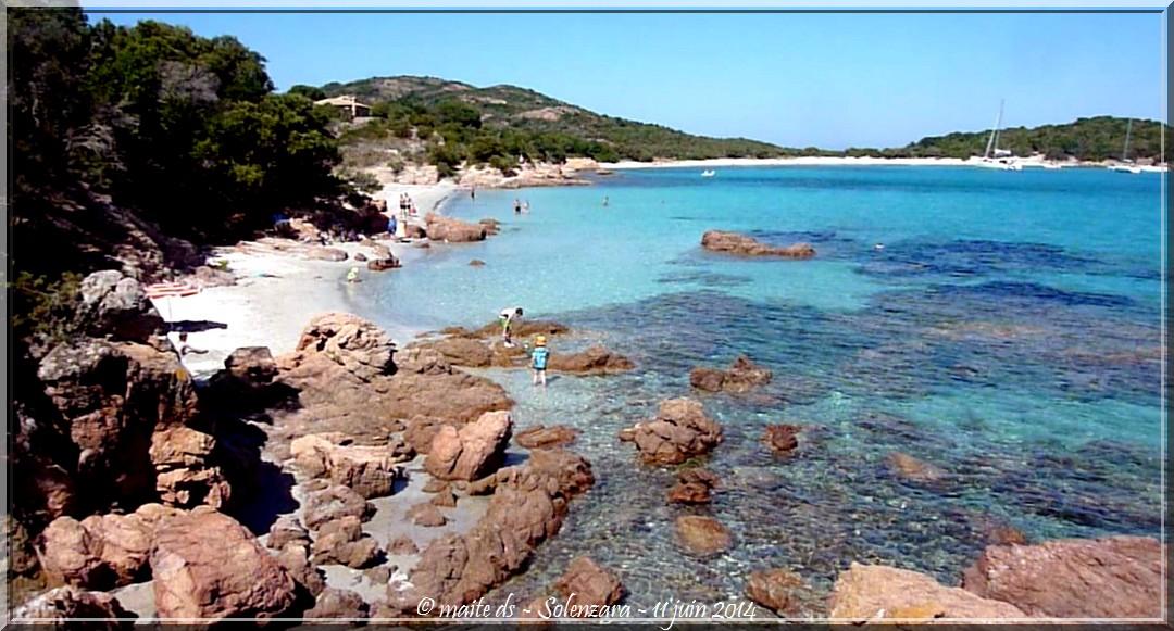 Un petit air de vacances - Solenzara - Corse
