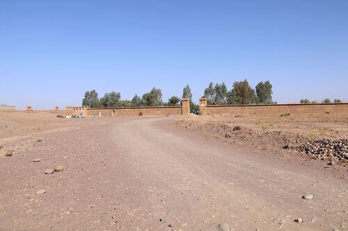 18 avril - Tazzarine - Camp Serdrar