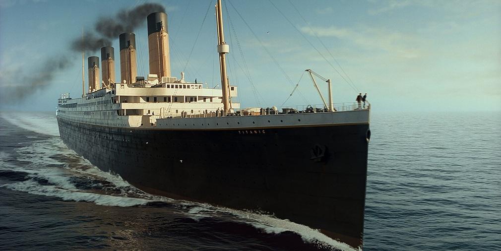 [Test Blu-ray] Titanic