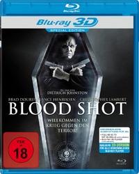 [Blu-ray 3D] Blood Shot