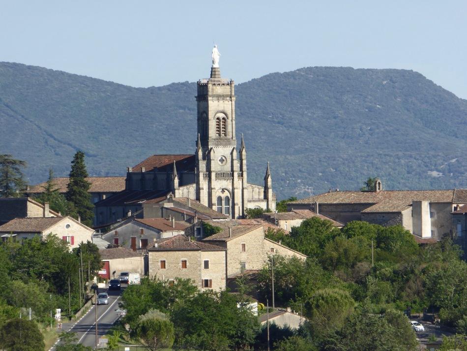 Le village des ancêtres de Georges.