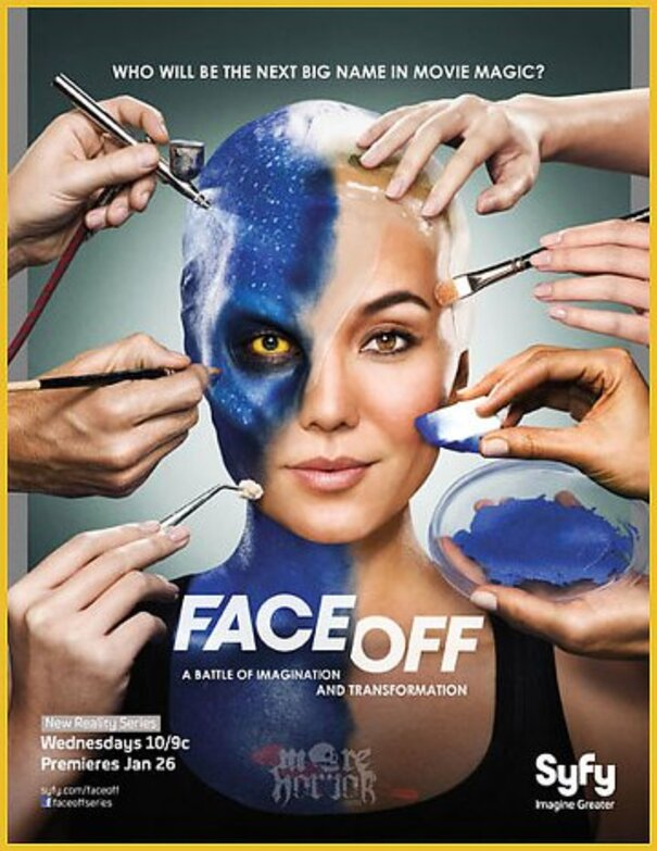 Face Off Saison 1 Complète VF