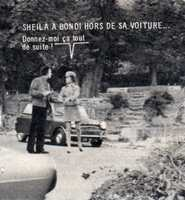 UNE HOTESSE NOMMEE SHEILA / N°2