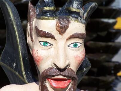 Le Diable de Bessans
