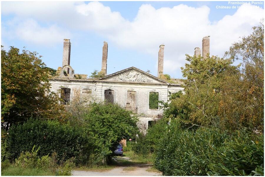 Château de la Verrie - St Père en Retz - 44 -
