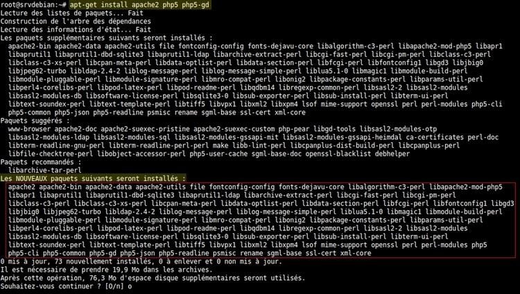 Installer PluXml sur Debian Jessie