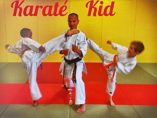 Karaté Kid Challenge !