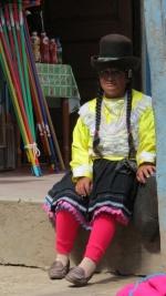 Manifestants à Chavin, trekkeurs à Huaraz
