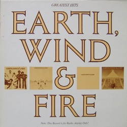 Earth Wind & Fire - Earth Wind & Fire's Greatest Hits - Complete LP