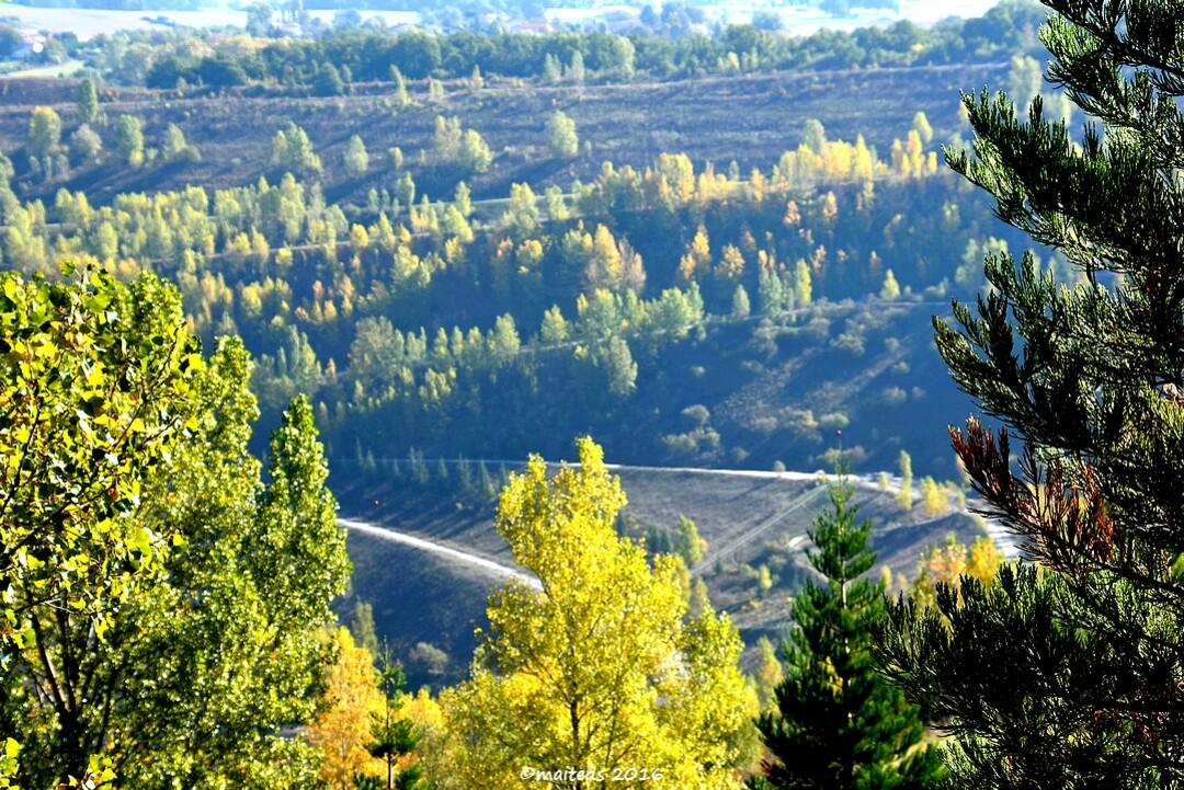 Cratère de la Découverte Cagnac-les-Mines (81)
