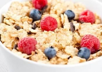 9. Les céréales à déjeuner
