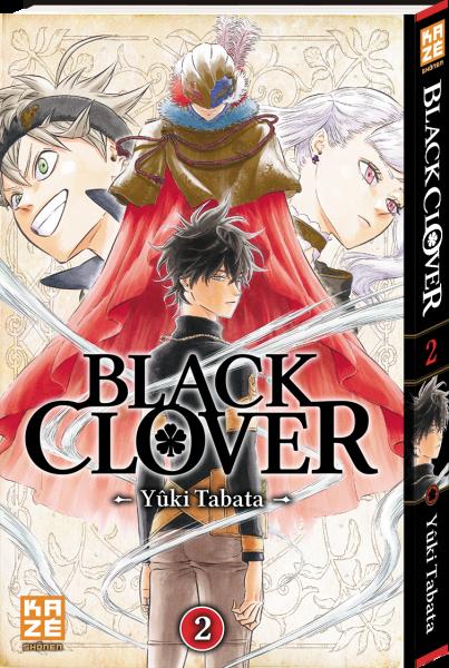 Black clover - Tome 02 - Yûki Tabata