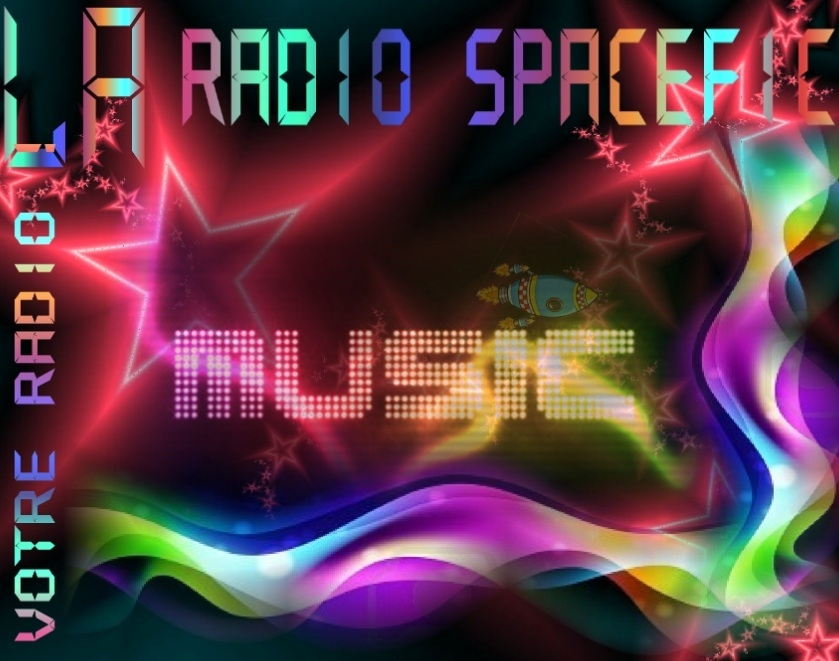 La radio spacefic