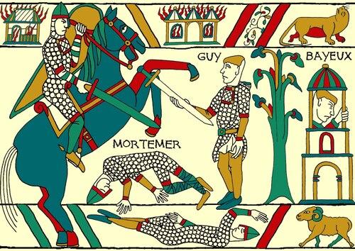 Histoire de Guy de Ponthieu