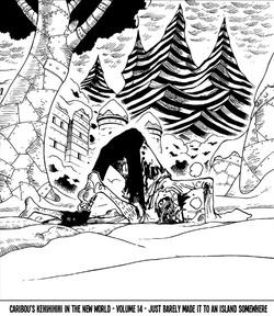 Les Aventures de Caribou