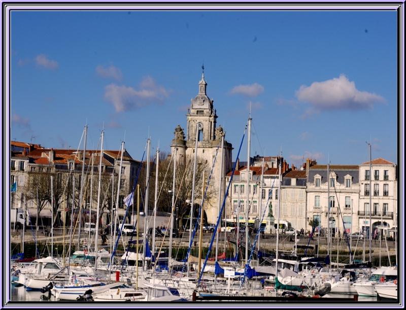 Balade sur le port de La Rochelle du 29 novembr 2012
