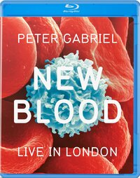 [Test Blu-ray] Peter Gabriel - New Blood, Live in London