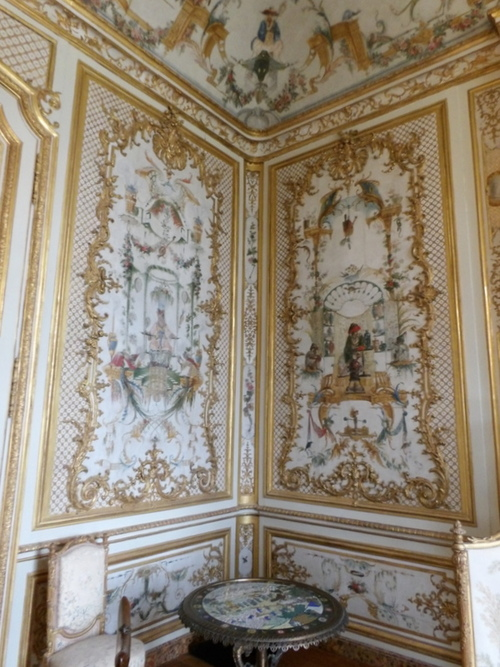 Le domaine de Chantilly ( 3 )