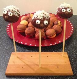 Idées gourmandes et ludiques : Les Pop Cakes