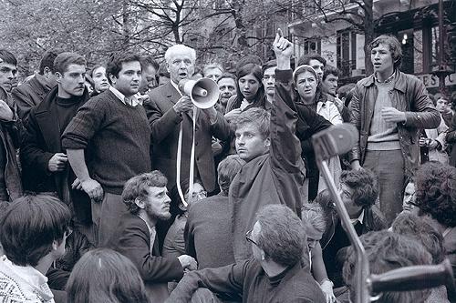 Histoire:  Mai 1968
