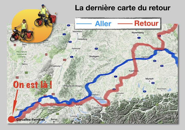 2018 - Retour de la Mer Noire à vélo / 5