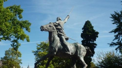 Le marquis de La Fayette (11 septembre 2011)