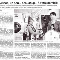Ouest France, Octobre 2011