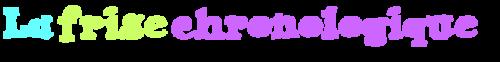 Périodes / Frise chronologique