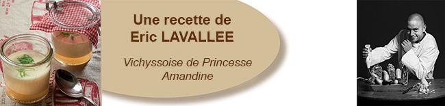 Vichyssoise de Princesse Amandine