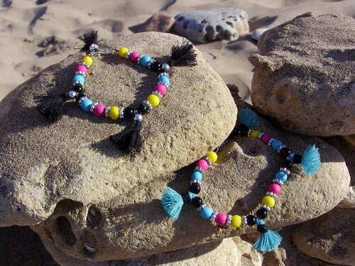 Les bracelets de l'été !
