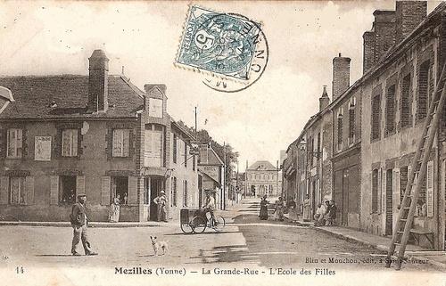 Famille Loiseau de Mezilles
