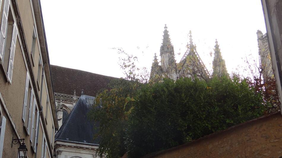 La Porte de la Bourgogne ... Auxerre et ses environs