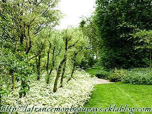 Les jardins de Valloires à Argoules